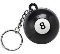 8ballkeychain