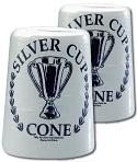 SilverCupCone